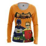 Merchandise Women'S Long Sleeve Methman And Jessey Breaking Bad Batman