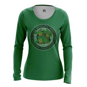 Merchandise Women'S Long Sleeve Most Fearsome Tmnt Ninja Turtles