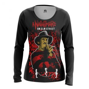 Merchandise Women'S Long Sleeve Nightmare On Elm Street