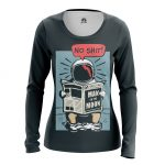 Collectibles Women'S Long Sleeve No Shit Astronaut