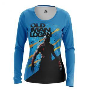 Merchandise Women'S Long Sleeve Old Man Logan Xmen