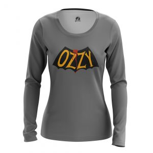 Merch Women'S Long Sleeve Ozzy Ozzy Osbourne Clothes