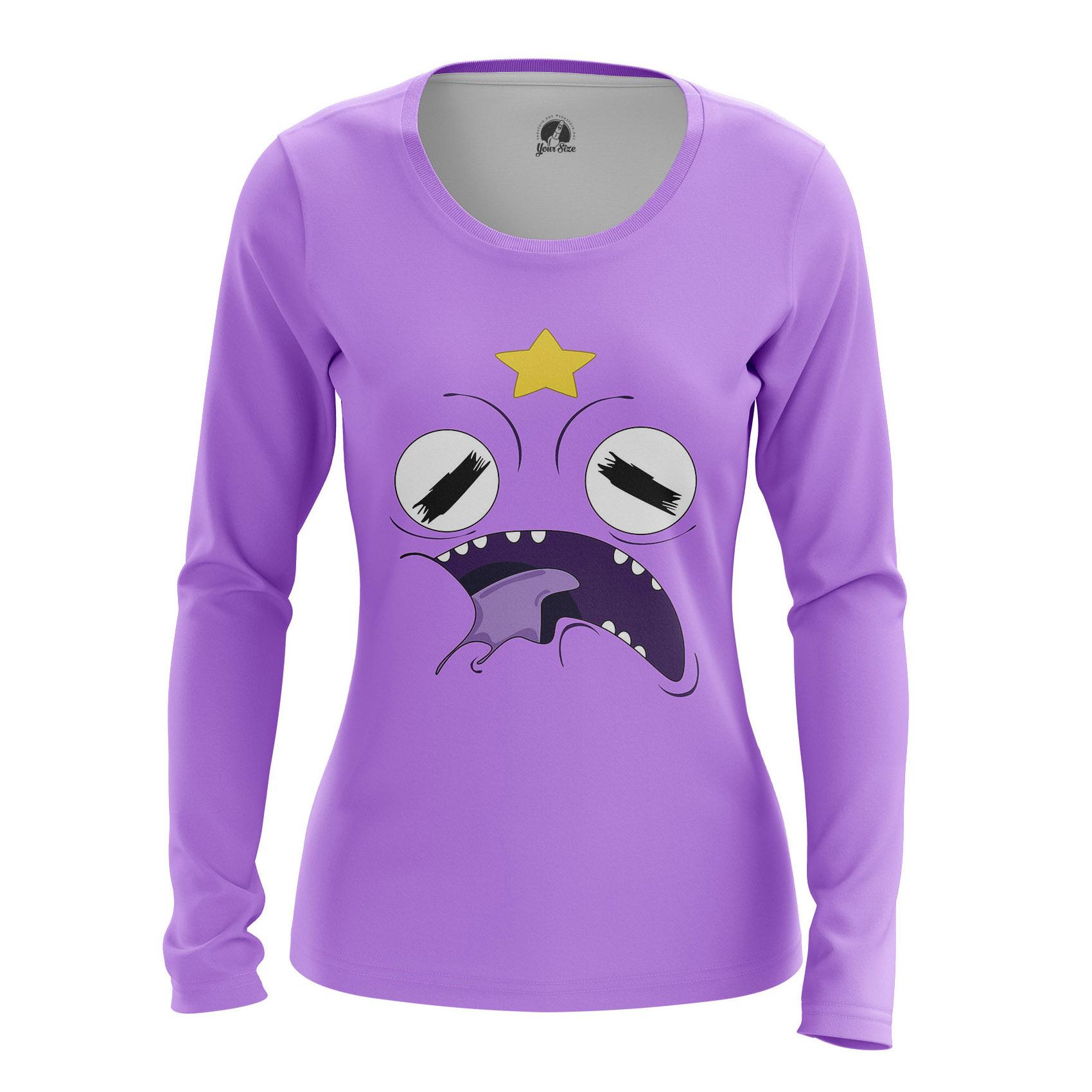 Collectibles Women'S Raglan Princess Lumpy Face Adventure Time