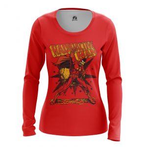 Merchandise Women'S Long Sleeve Radioactive Man Simpsons Homer Simpson