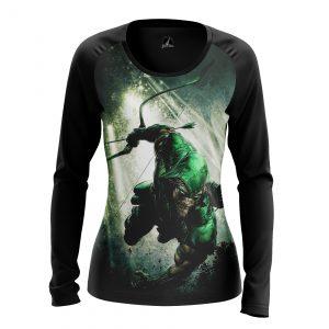 Collectibles Women'S Long Sleeve Green Arrow Dc
