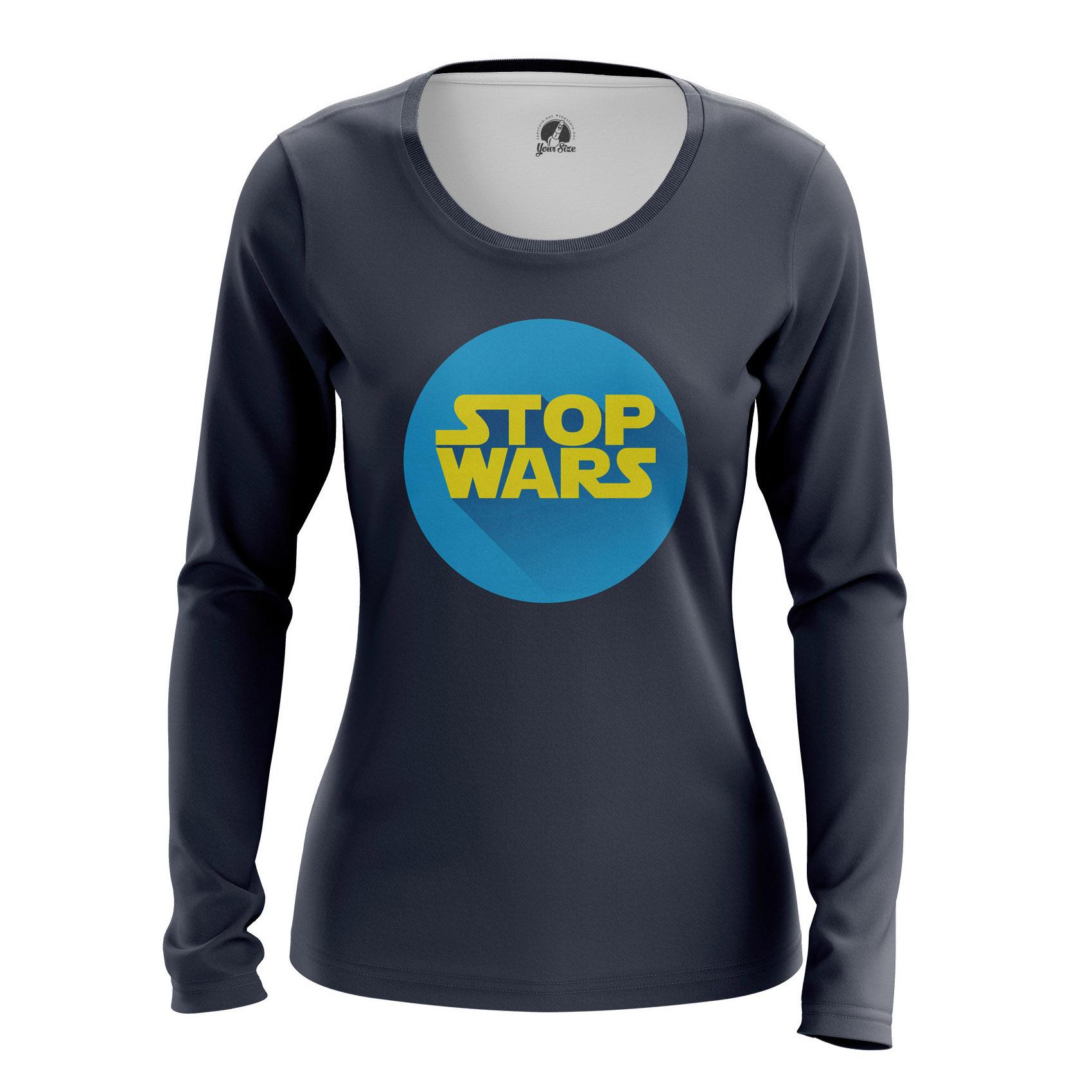 Merchandise Women'S Raglan Stop Wars Star Wars