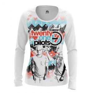 Merchandise Women'S Long Sleeve Twenty One Pilots Shirts Clothes
