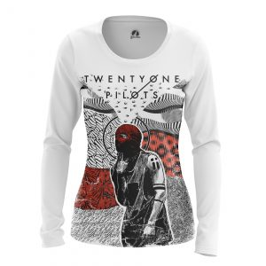 Merchandise Women'S Long Sleeve Twenty Pilots Twenty One Pilots Clothes