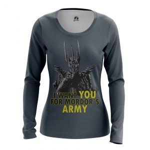 Merchandise Women'S Long Sleeve Uncle Sauron Lord Of Rings