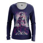 Merchandise - Women'S Long Sleeve Why So Serious Dc Joker