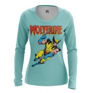 Merchandise Women'S Long Sleeve Wolverine Logan Xmen