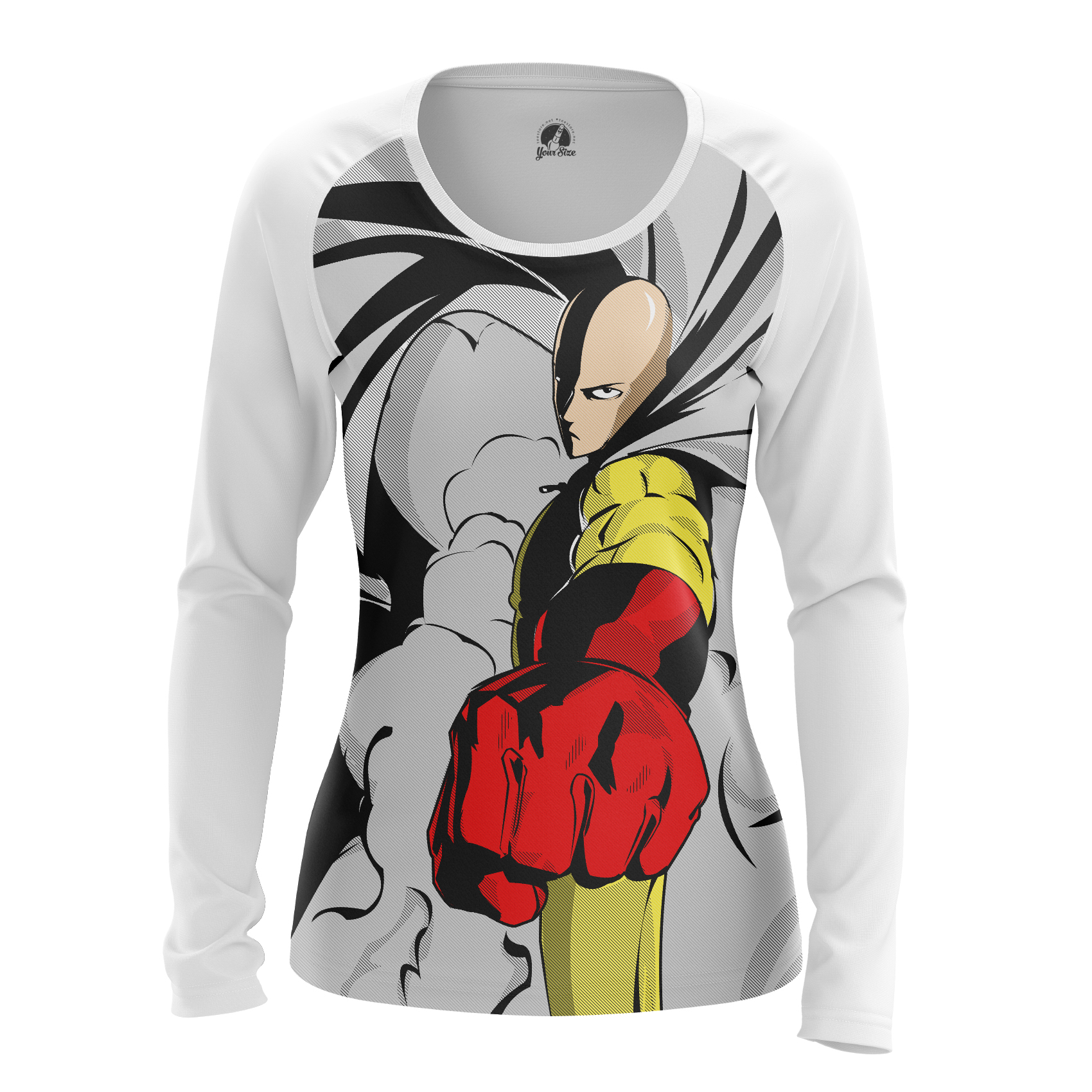 Collectibles Womens Long Sleeve Character One Punch Man