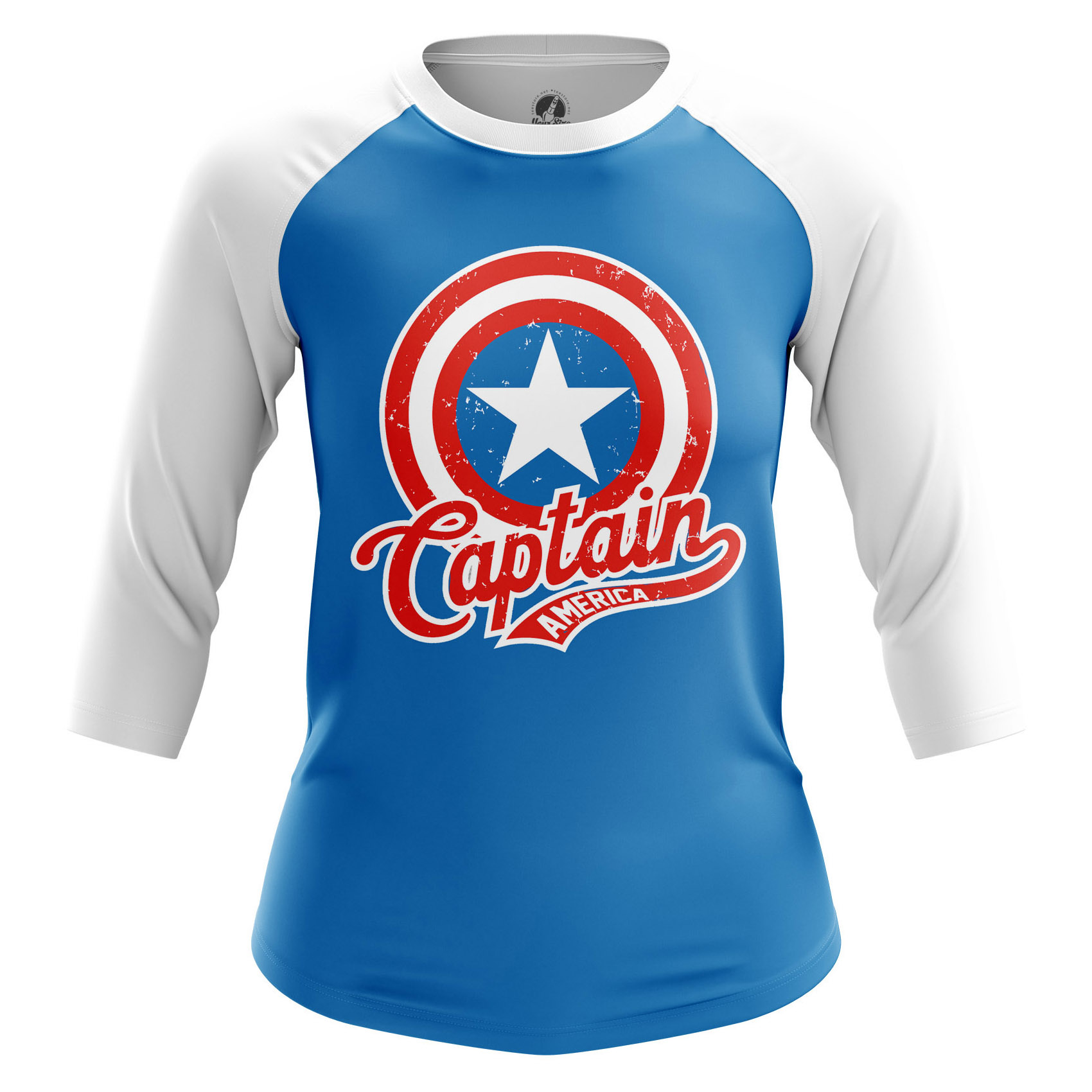Collectibles Women'S T-Shirt Captains Shield Rogers
