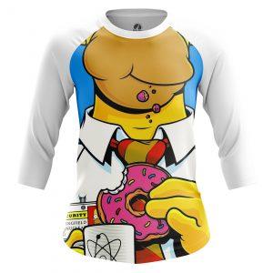Merchandise Women'S Raglan Homer Simpsons Homer