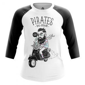 Collectibles Women'S Raglan Modern Pirates Hipster