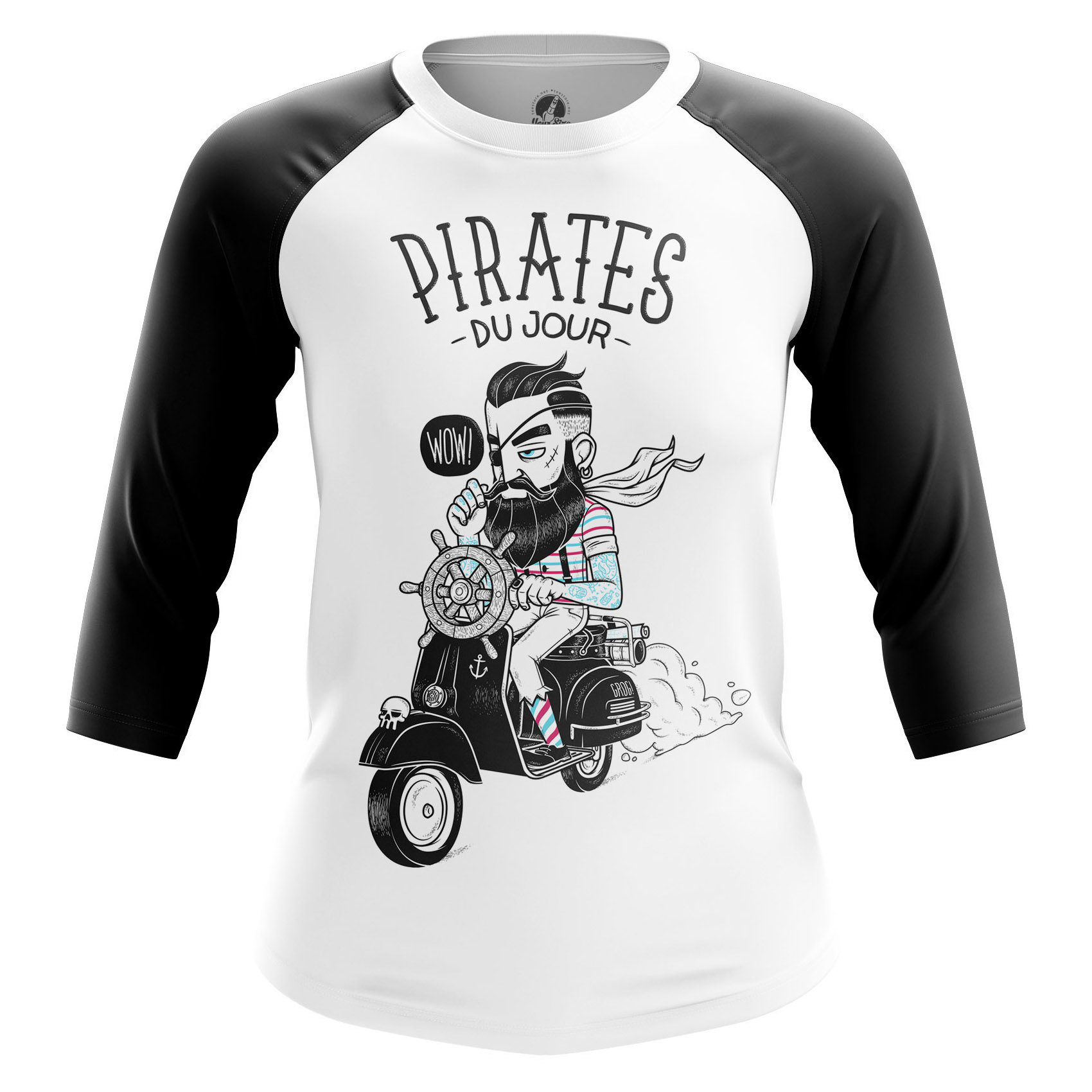 Collectibles Women'S Long Sleeve Modern Pirates Hipster Clothes
