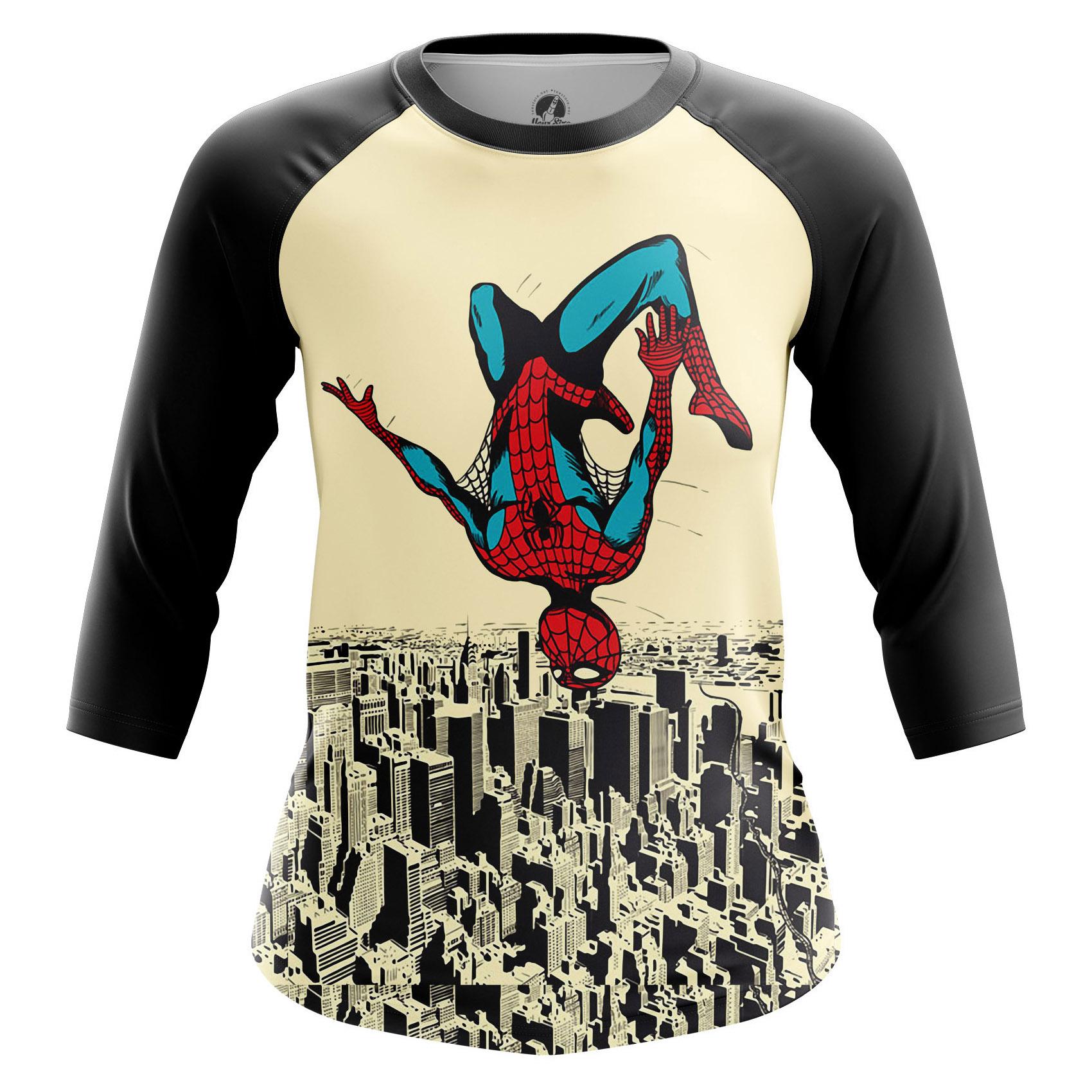 Merch Women'S Raglan Amazing Spider-Man