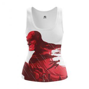 Collectibles Women'S Tank Blind Justice Daredevil Vest