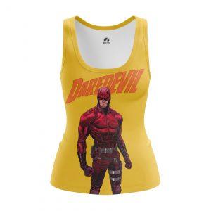 Collectibles Women'S Tank Daredevil Yellow Vest