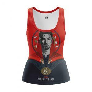 Collectibles Women'S Tank Doctor Strange Superhero Vest