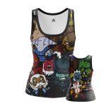 Merchandise - Women'S Tank Dota 2 All Stars Vest