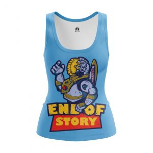 Collectibles Women'S Tank End Of Story Toy Story Alien Vest
