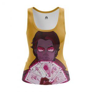 Collectibles Women'S Tank Gambit X-Men Mutant Vest