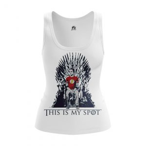 Merch Women'S Tank Game Of Spot Sheldon Game Of Thrones Vest