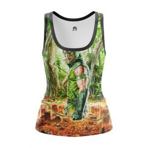 Collectibles Women'S Tank Green Arrow Dc Universe Vest