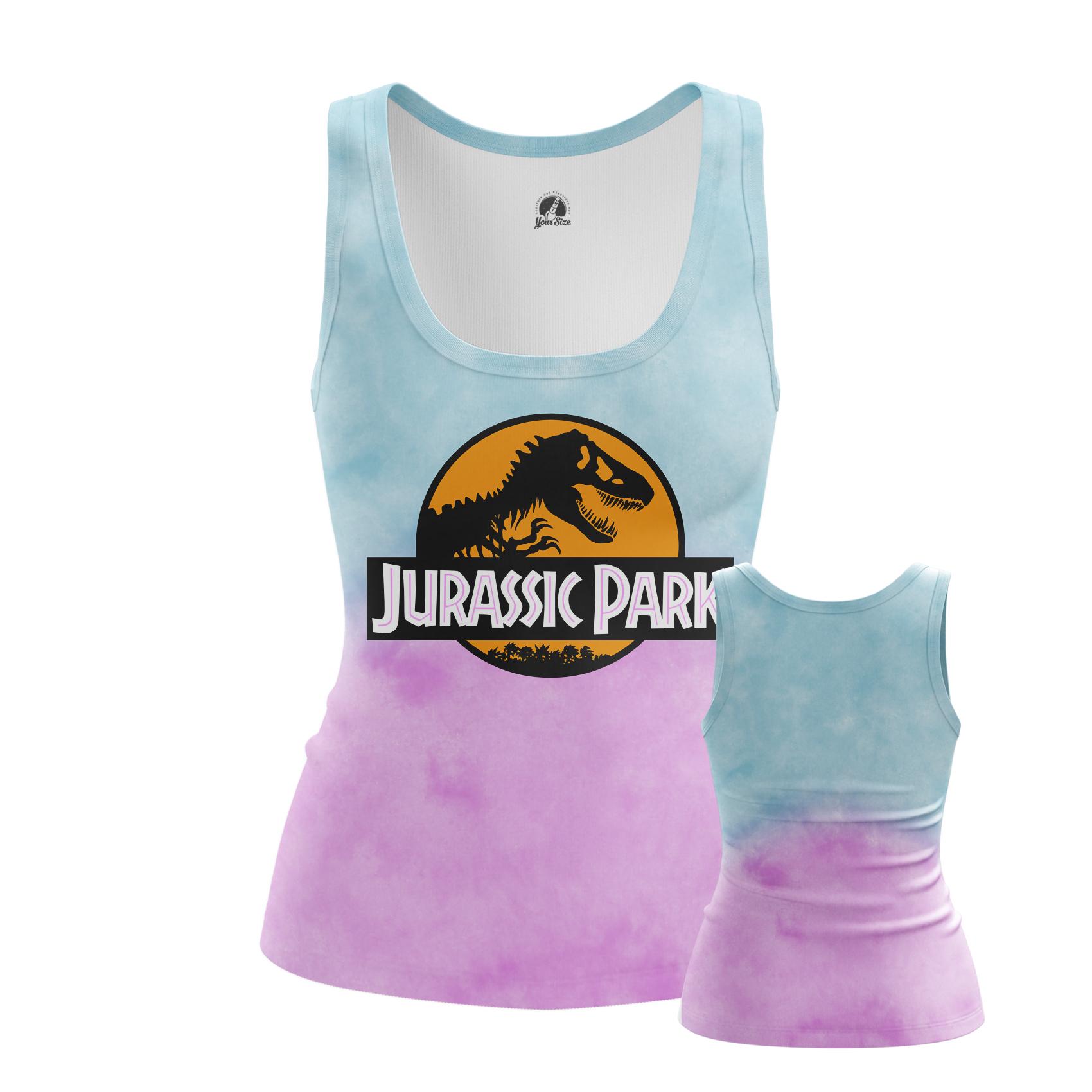Merch Women'S Long Sleeve Jurassic Park Logo Print