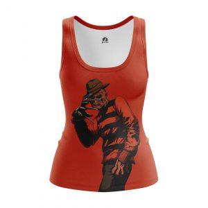 Merchandise Women'S Tank Krueger A Nightmare On Elm Street Vest