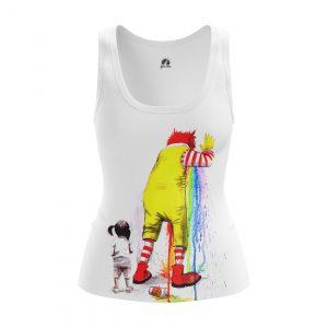 Collectibles Women'S Tank Loving It Mcdonald Vest