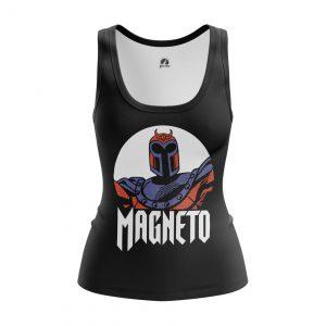 Collectibles Women'S Tank Magneto Xmen Erik Lehnsherr Vest