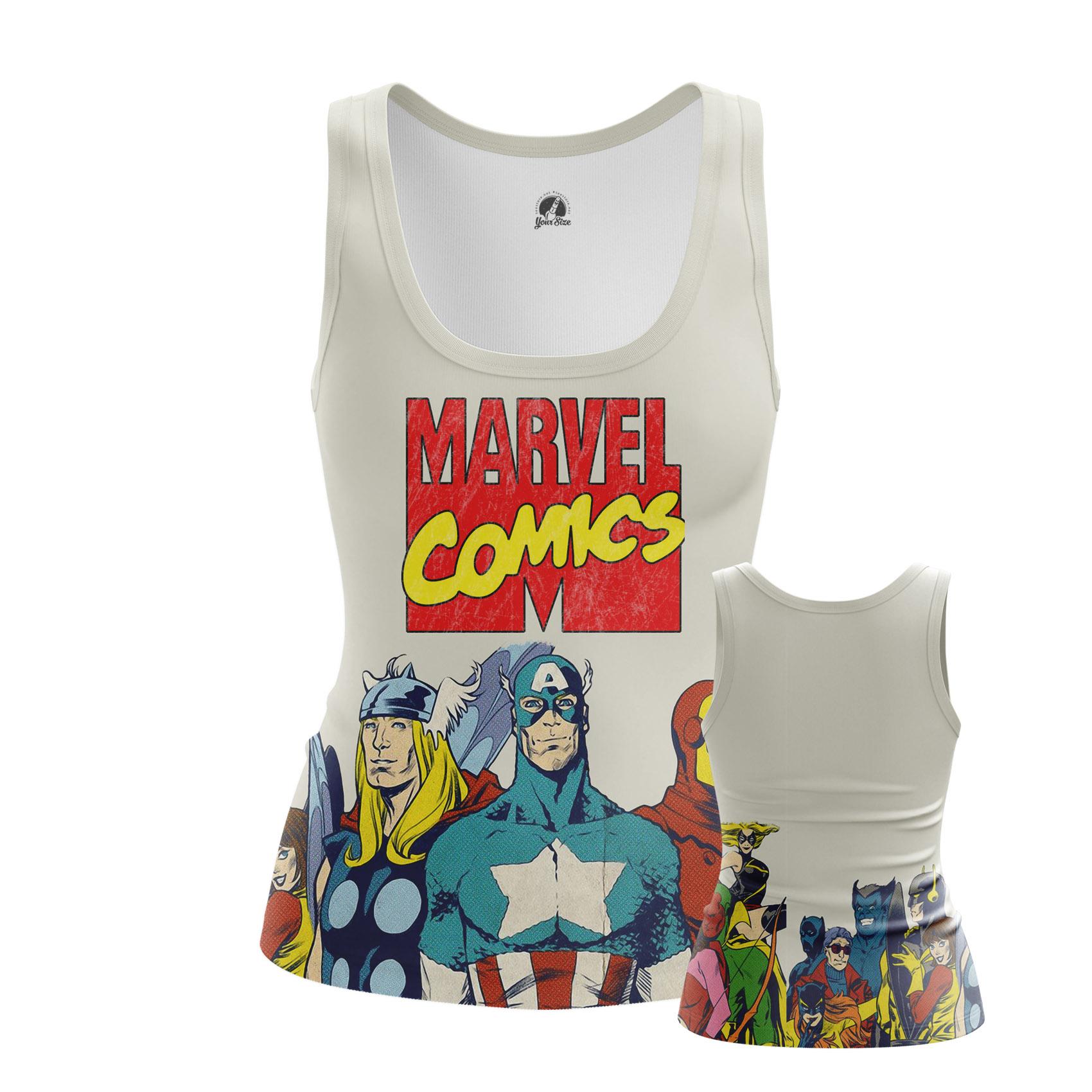 Merch Women'S Long Sleeve Marvel Comics Avengers Title