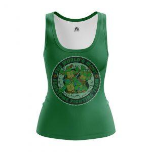 Merchandise Women'S Tank Most Fearsome Tmnt Ninja Turtles Vest