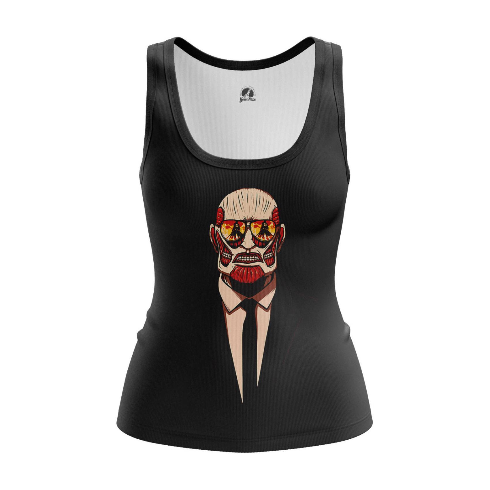 Merchandise Women'S Long Sleeve Mr Titan Attack On Titan