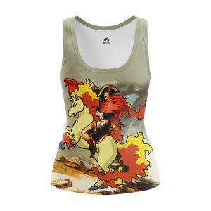 Merchandise Women'S Tank Napoleon Epic Memes Emperor Vest