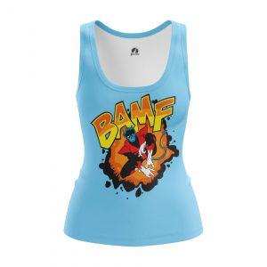 Collectibles Women'S Tank Night Crawler Xmen Vest