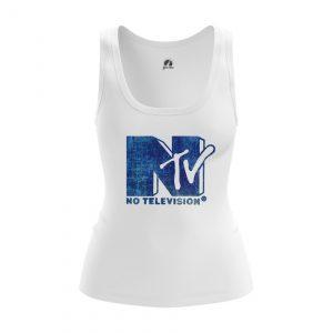 Merch Women'S Tank Ntv Mtv Fun Clothes Vest