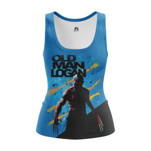 Merchandise Women'S Tank Old Man Logan Xmen Vest