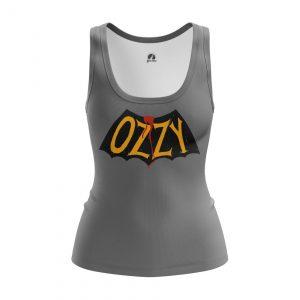 Merch Women'S Tank Ozzy Ozzy Osbourne Clothes Vest