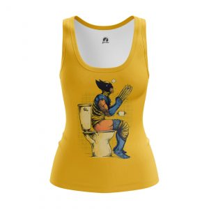 Merchandise Women'S Tank Poo Time Wolverine Vest