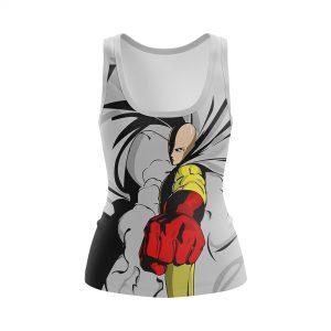 Collectibles Women'S Tank Saitama One-Punch Man Vest