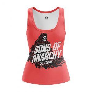 Merch Women'S Tank Sons Of Anarchy Tv Vest