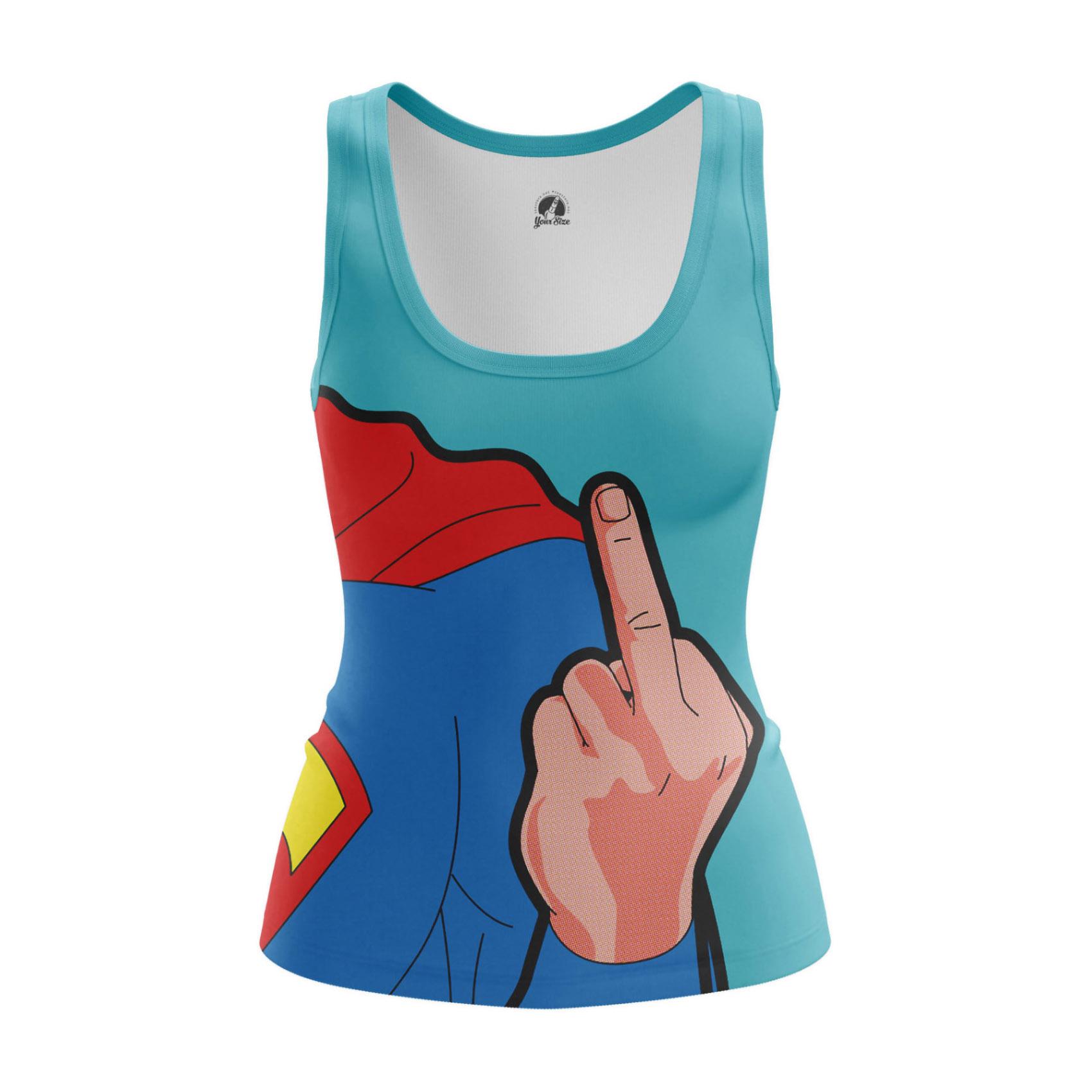 Merch Women'S Raglan Superfinger Superman Dc Comics Pop Art