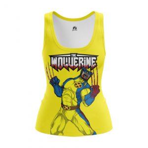 Merchandise Women'S Tank The Wolverine Xmen Vest