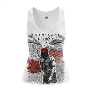 Merchandise Women'S Tank Twenty Pilots Twenty One Pilots Clothes Vest