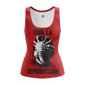 Collectibles Women'S Tank Viva La Reproduction Che Guevara Alien Vest