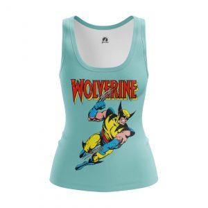 Merchandise Women'S Tank Wolverine Logan Xmen Vest