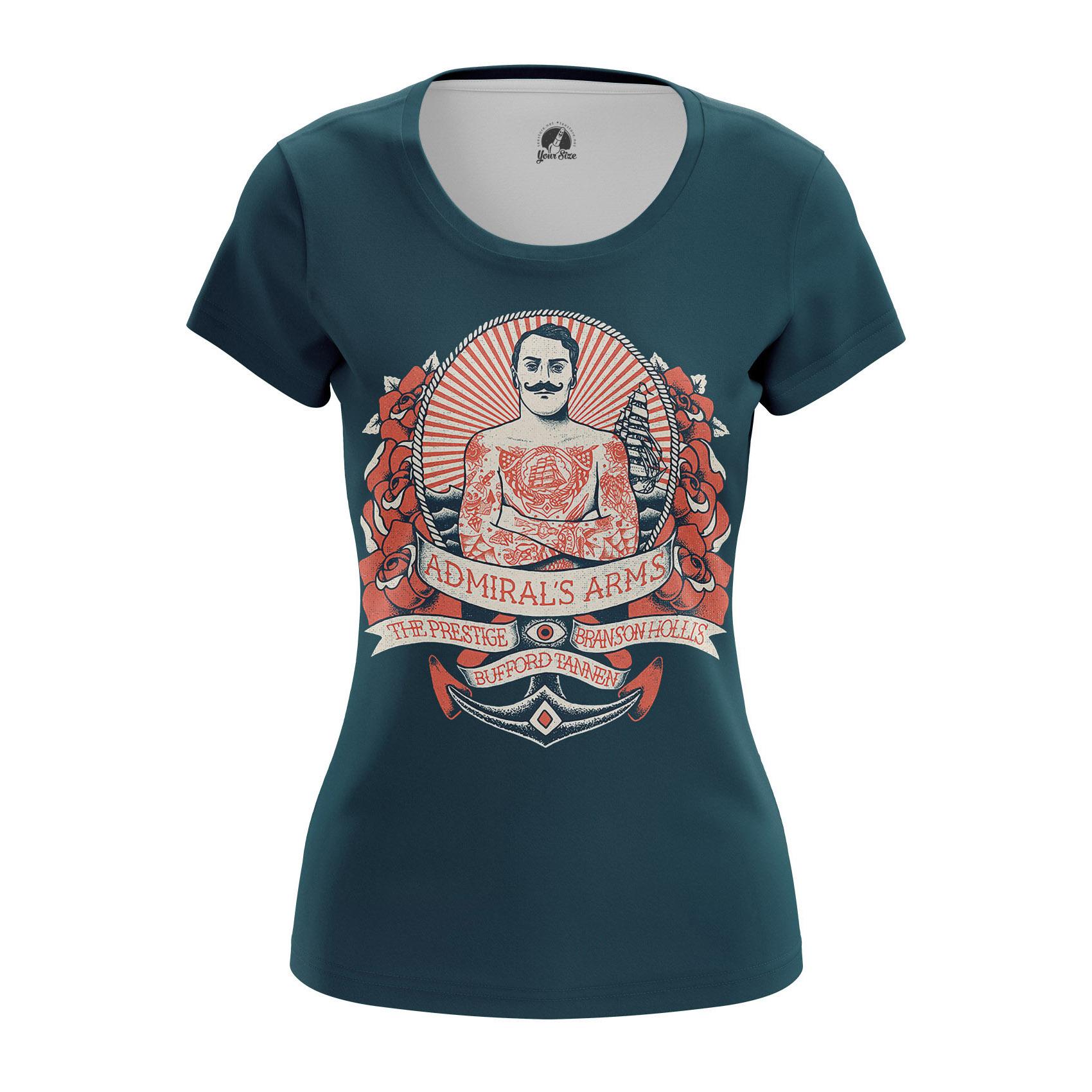 Collectibles Women'S T-Shirt Admirals Arms